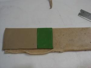 7. first fold
